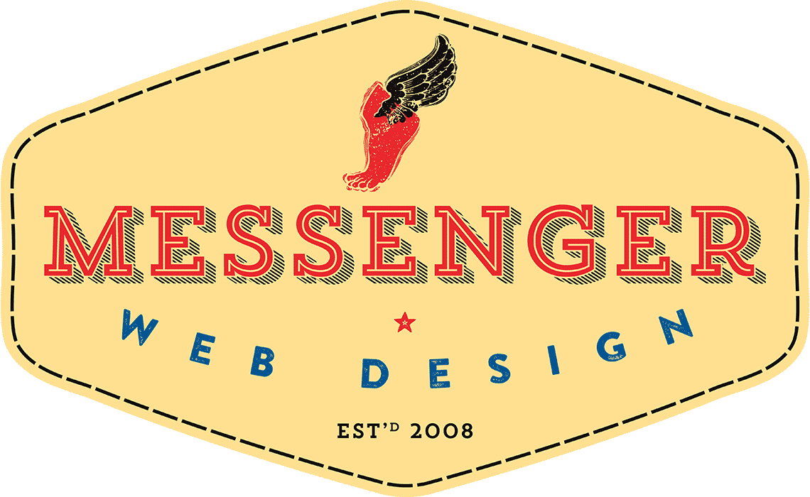 Messenger Web Design