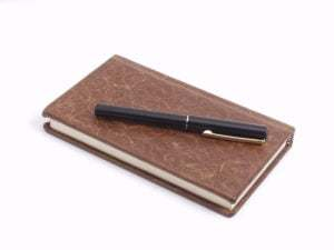 Pen & Journal (Stock Image)