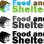 Food and Shelter Inc. Logotype