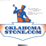 Oklahoma Stone Logo, Early Concept