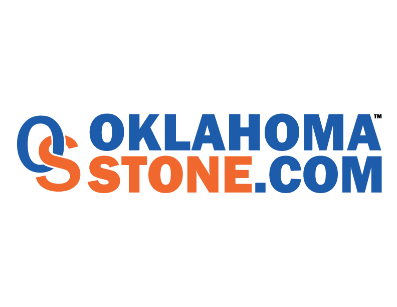 Oklahoma Stone Logo (Landscape Application)
