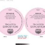 Tim Easton Exposition LP Label